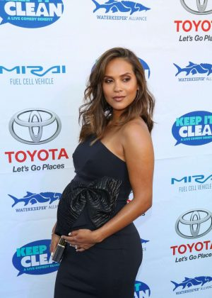 Lesley-Ann Brandt - Keep It Clean Event in Los Angeles
