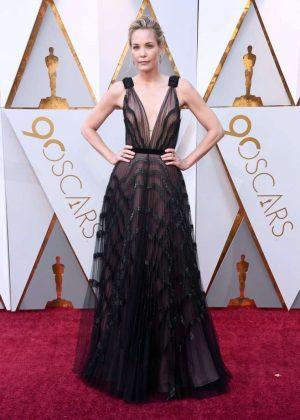 Leslie Bibb - 2018 Academy Awards in Los Angeles