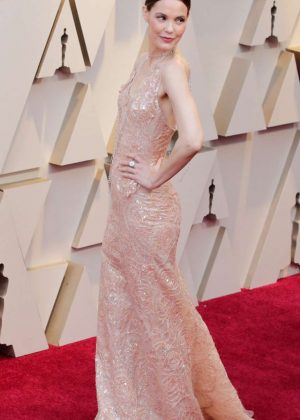 Leslie Bibb - 2019 Oscars in Los Angeles