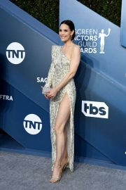 Leslie Bibb - 2020 Screen Actors Guild Awards in Los Angeles