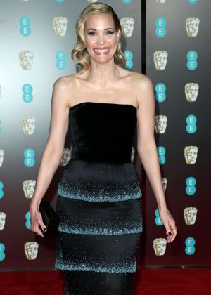 Leslie Bibb - 2018 BAFTA Awards in London