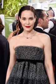 Leslie Bibb - 2020 Golden Globe Awards in Beverly Hills
