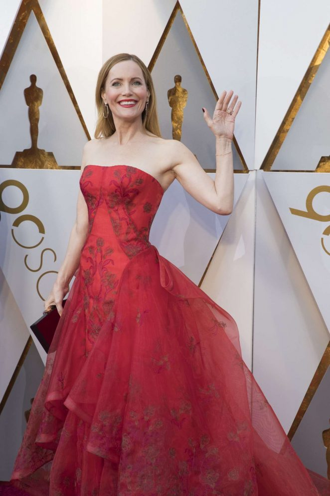 Leslie Mann - 2018 Academy Awards in Los Angeles
