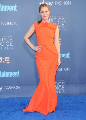 Leslie Mann - 22nd Annual Critics' Choice Awards in Los Angeles