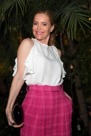 Leslie Mann - Charles Finch and Chanel Pre-Oscars 2020 Dinner in Beverly Hills
