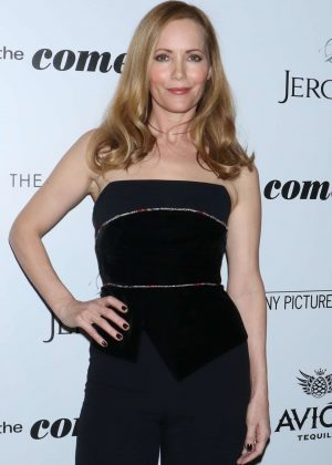 Leslie Mann - The Comedian Film Screening in New York