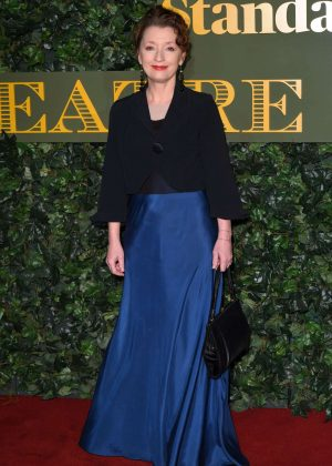 Leslie Manville - Evening Standard Theatre Awards 2016 in London