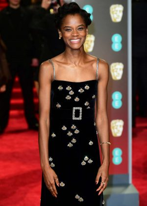 Letitia Wright - 2018 BAFTA Awards in London