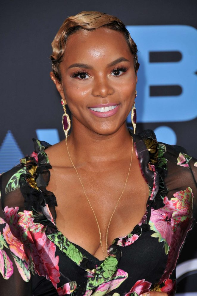 Letoya Luckett - 2017 BET Awards in Los Angeles