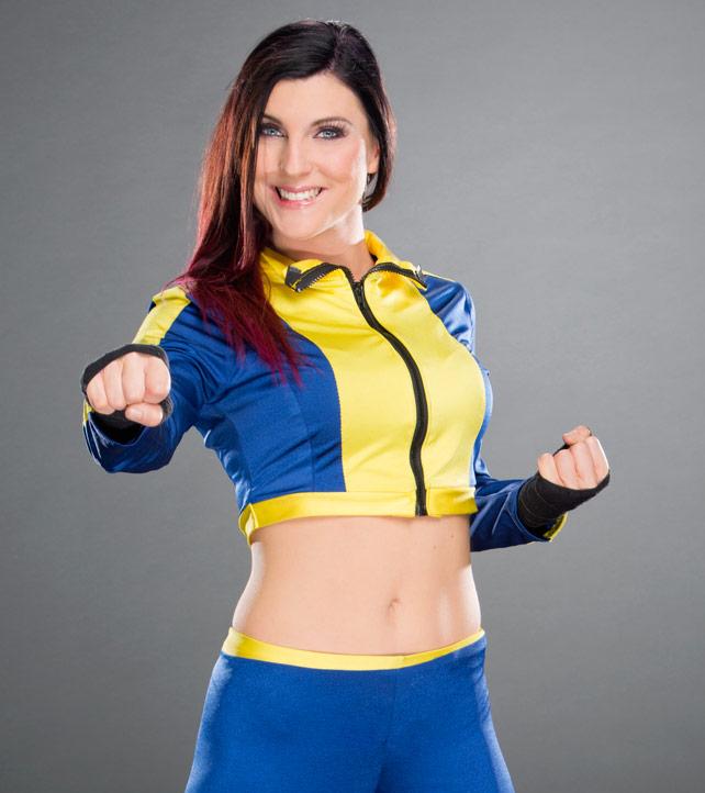Leva Bates: WWE Photoshoot 2015 -02 - GotCeleb