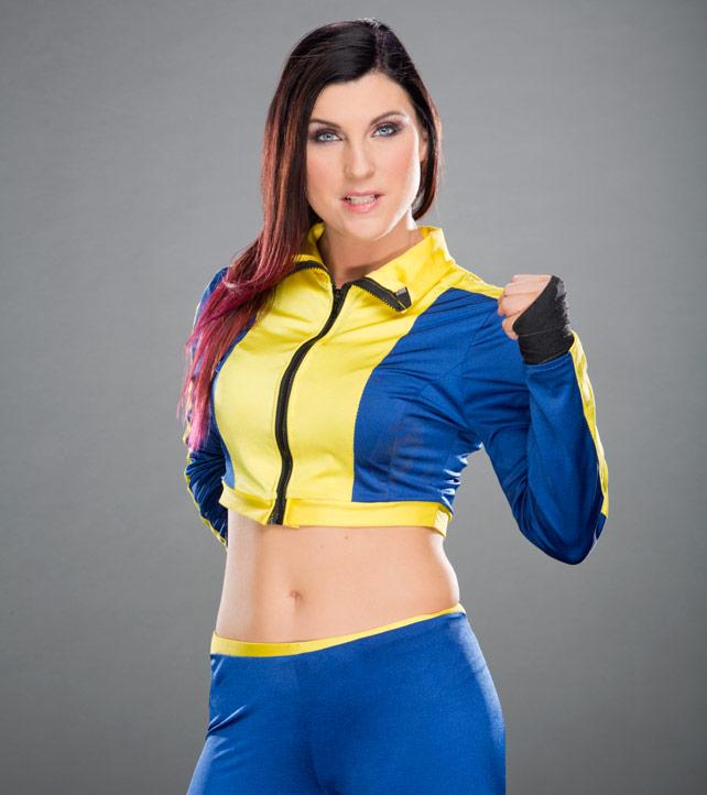 Leva Bates: WWE Photoshoot 2015 -09 - GotCeleb