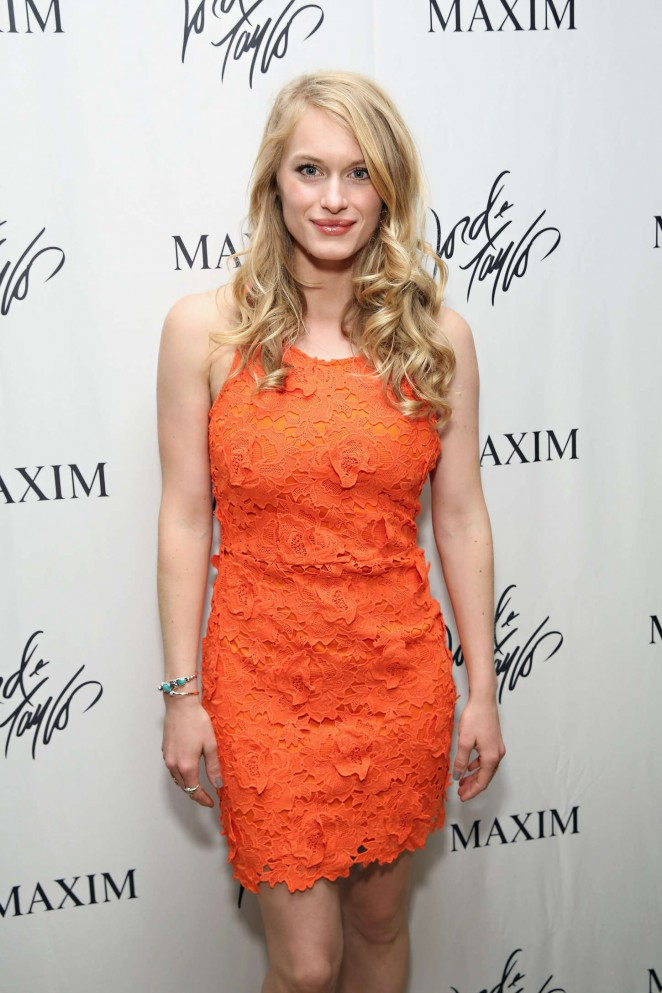 Leven Rambin: Lord and Taylor Suddenly Summer Jam With Maxim ...