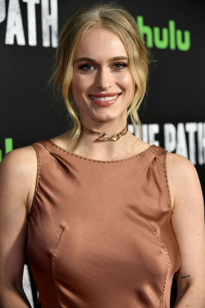 Leven Rambin - 'The Path' Season 2 Premiere in West Hollywood