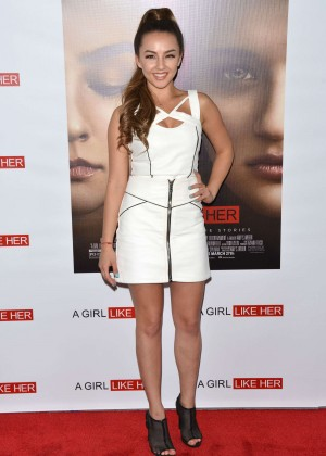 Lexi Ainsworth  A Girl Like Her Premiere -03