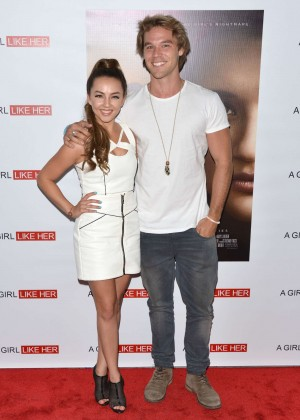 Lexi Ainsworth  A Girl Like Her Premiere -09