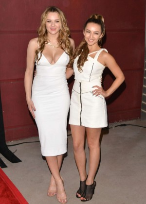 Lexi Ainsworth  A Girl Like Her Premiere -13