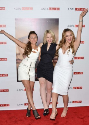 Lexi Ainsworth  A Girl Like Her Premiere -15