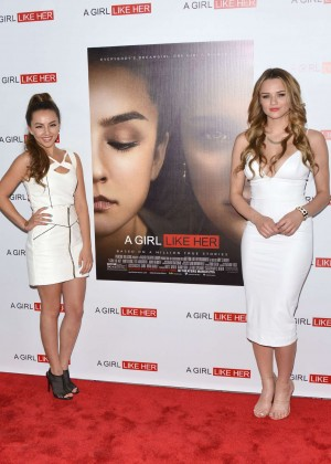 Lexi Ainsworth  A Girl Like Her Premiere -21