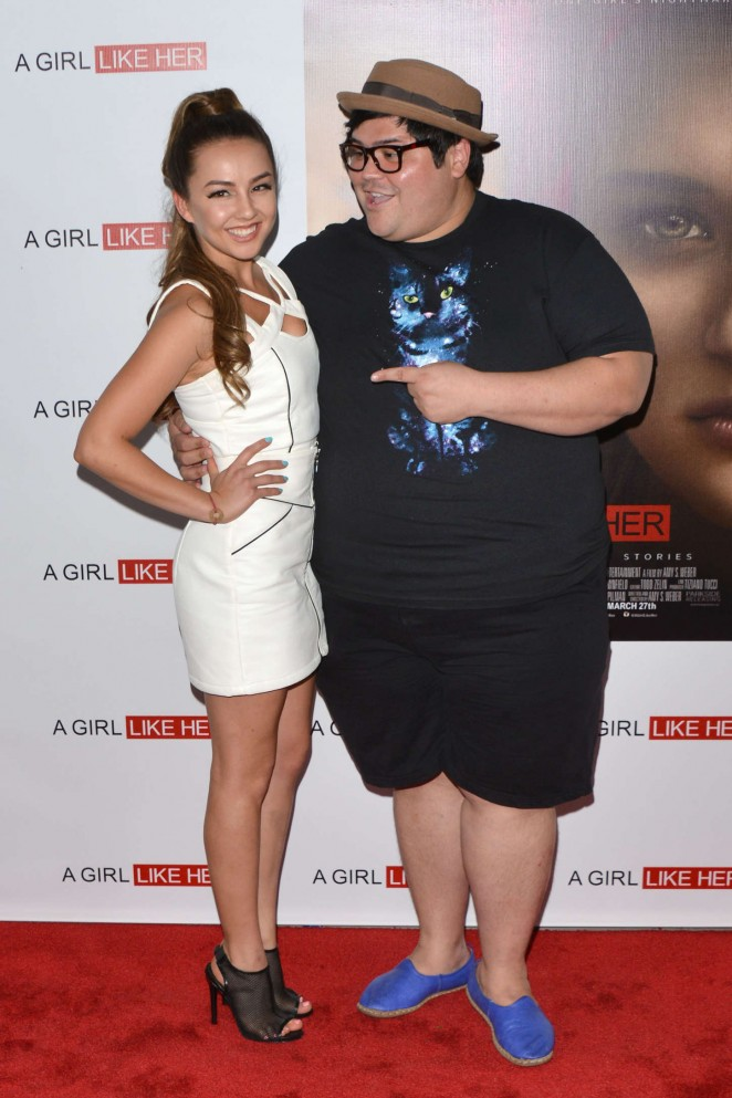 "Back to post Lexi Ainsworth – ""A Girl Like Her"" Premiere in ..."