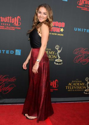Lexi Ainsworth - Daytime Emmy Awards Nominee Reception in LA