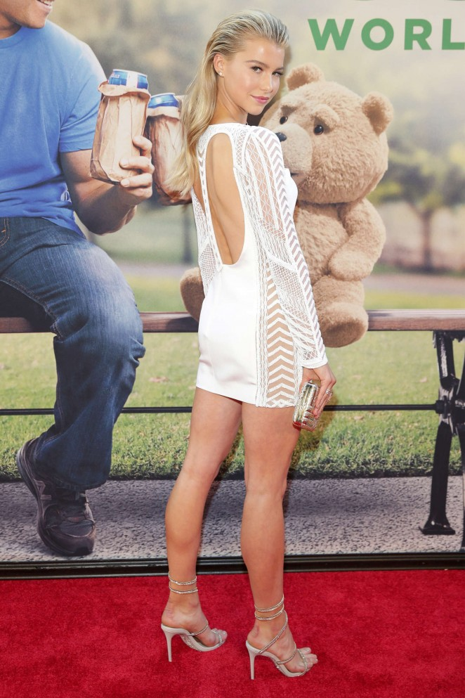 Lexi Atkins: Ted 2 NY Premiere -05
