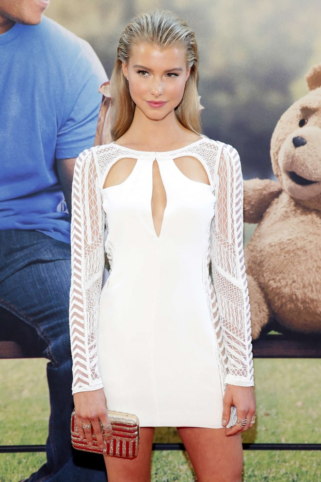 Lexi Atkins - 'Ted 2' Premiere in NYC