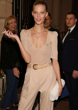Lexi Boling at Ritz Hotel in Paris
