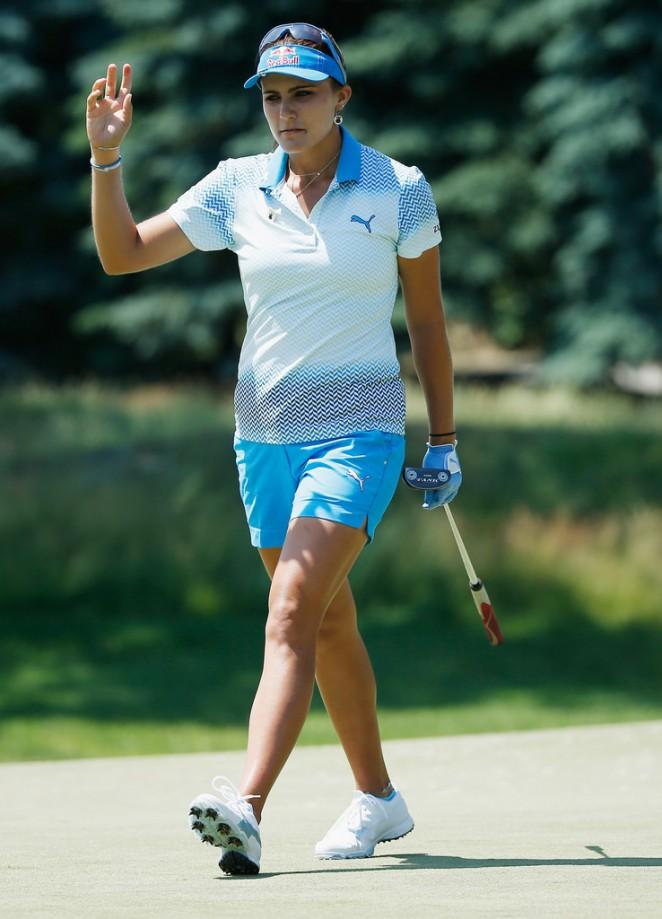 Lexi Thompson: 2015 KPMG Womens PGA Championship -02