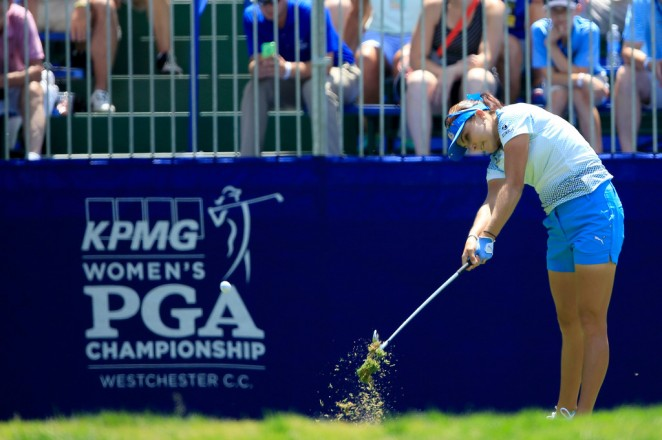 Lexi Thompson: 2015 KPMG Womens PGA Championship -04