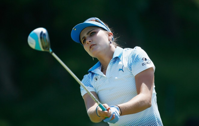 Lexi Thompson: 2015 KPMG Womens PGA Championship -09