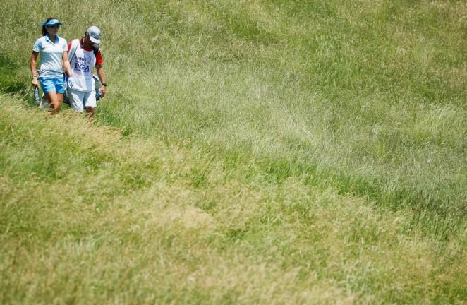 Lexi Thompson: 2015 KPMG Womens PGA Championship -10