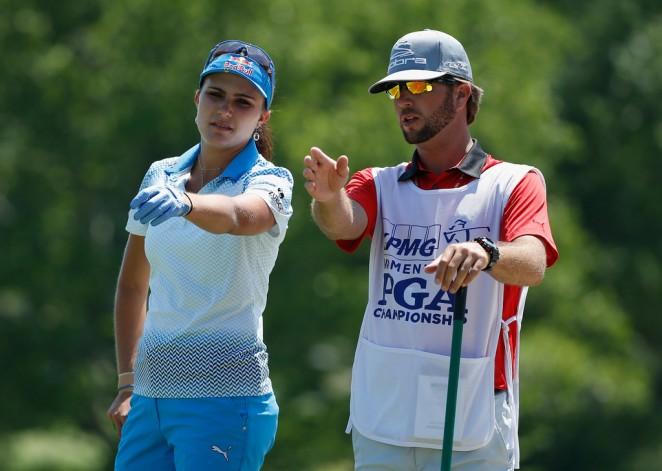 Lexi Thompson: 2015 KPMG Womens PGA Championship -14
