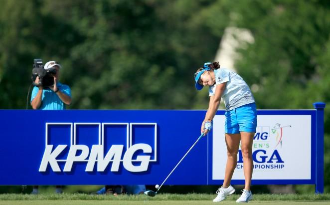 Lexi Thompson: 2015 KPMG Womens PGA Championship -15
