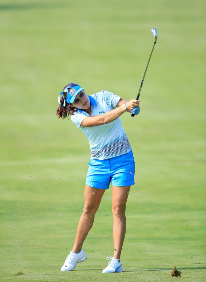 Lexi Thompson: 2015 KPMG Womens PGA Championship -21