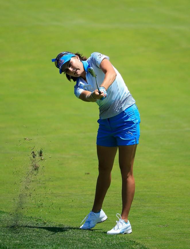 Lexi Thompson: 2015 KPMG Womens PGA Championship -22