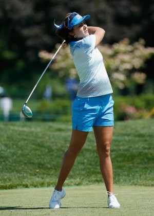Lexi Thompson - 2015 KPMG Women's PGA Championship in Harrison