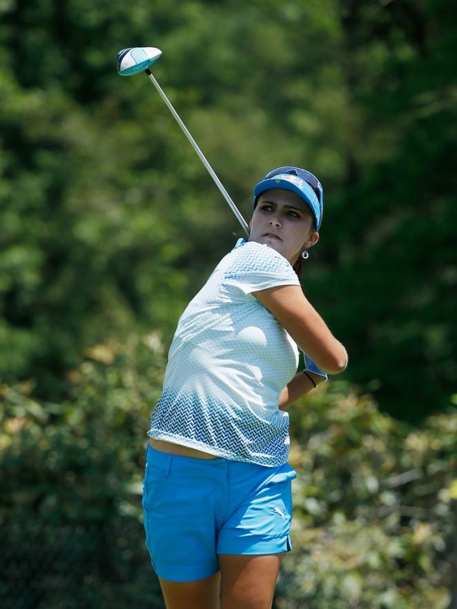 Lexi Thompson: 2015 KPMG Womens PGA Championship -34