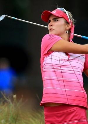 Lexi Thompson: Golf Digest 2015 -01
