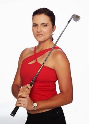 Lexi Thompson: Golf Digest 2015 -07