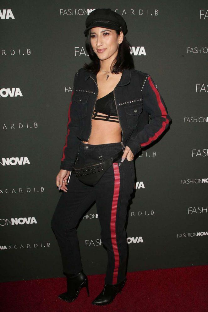 Lexy Panterra - Fashion Nova x Cardi B Event in Hollywood