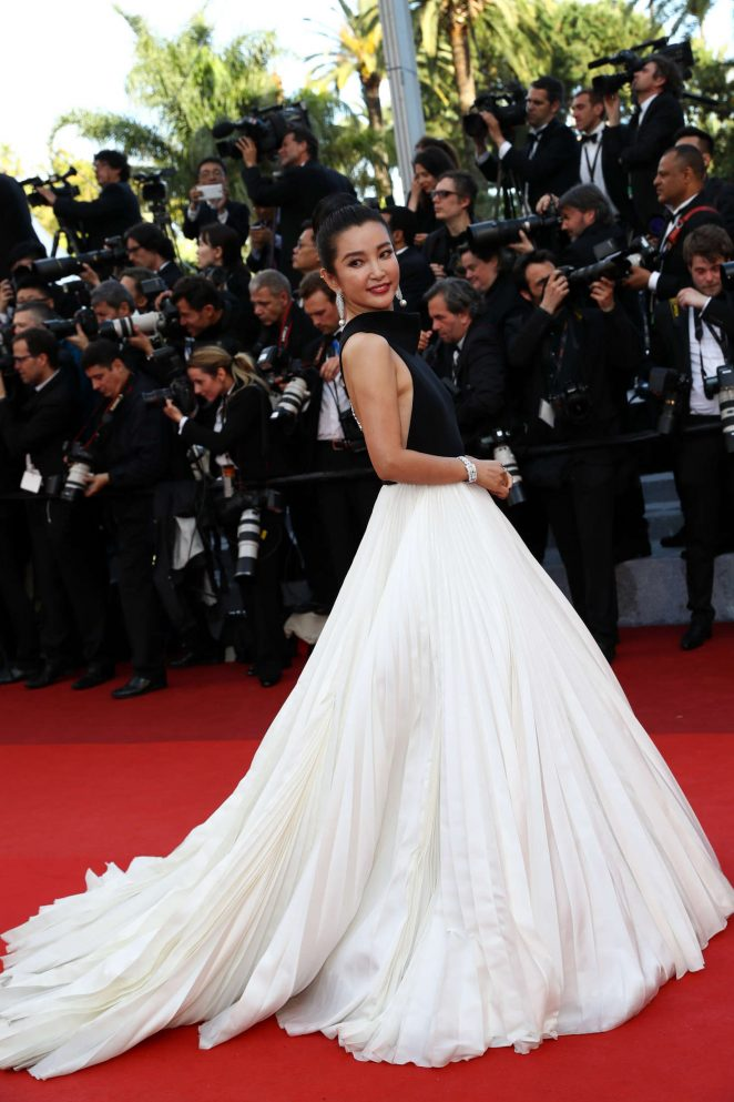 Li Bingbing - 'Cafe Society' Premiere at 2016 Cannes Film Festival