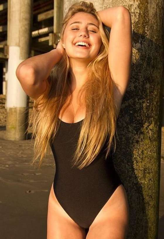 Lia Marie Johnson - Jake Taylor Photoshoot 2015
