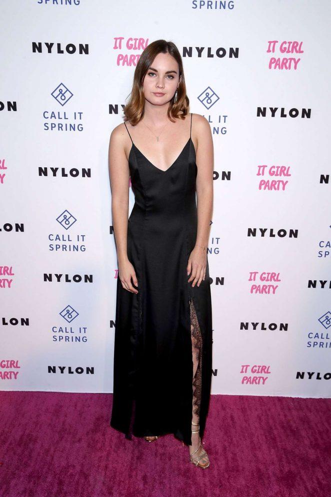 Liana Liberato – NYLON's Annual It Girl Partyin Los Angeles