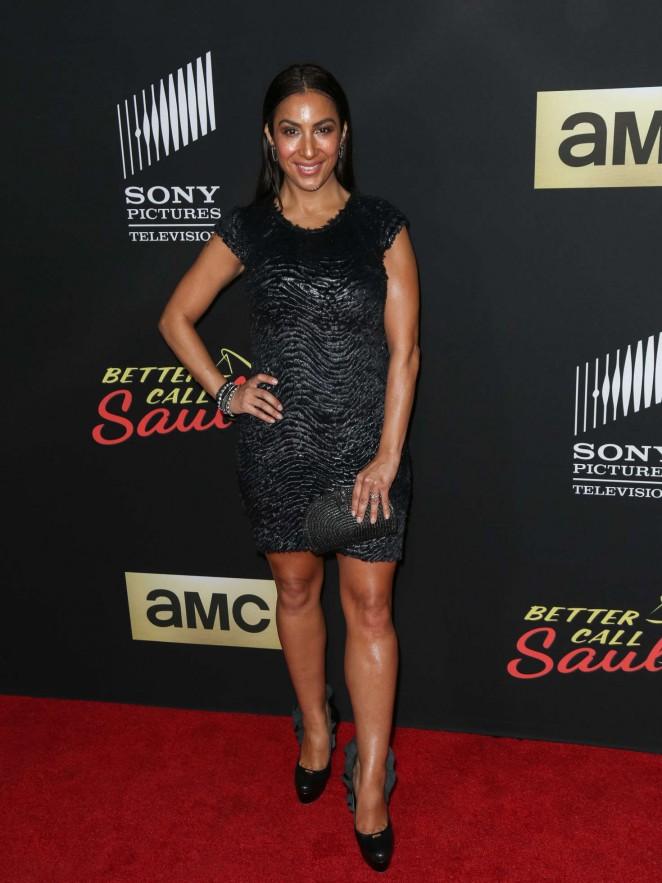Liana Mendoza - 'Better Call Saul' Premiere in Culver City