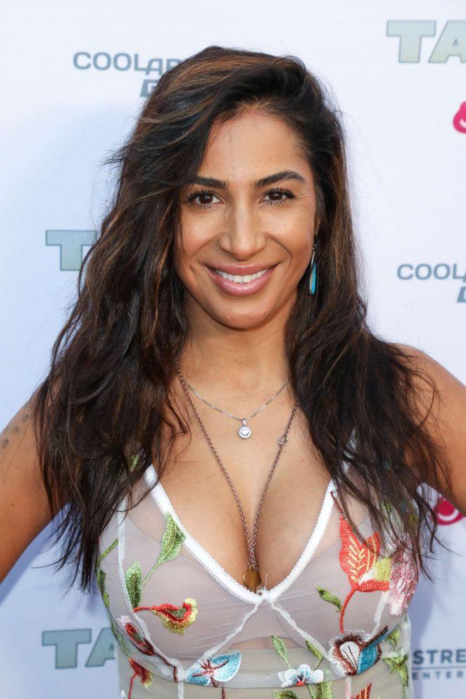 Liana Mendoza - 'Taco Shop' Premiere in Los Angele