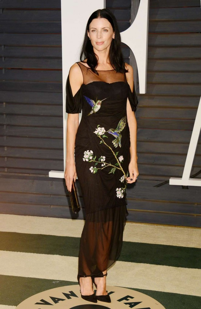 Liberty Ross - 2015 Vanity Fair Oscar Party in Hollywood