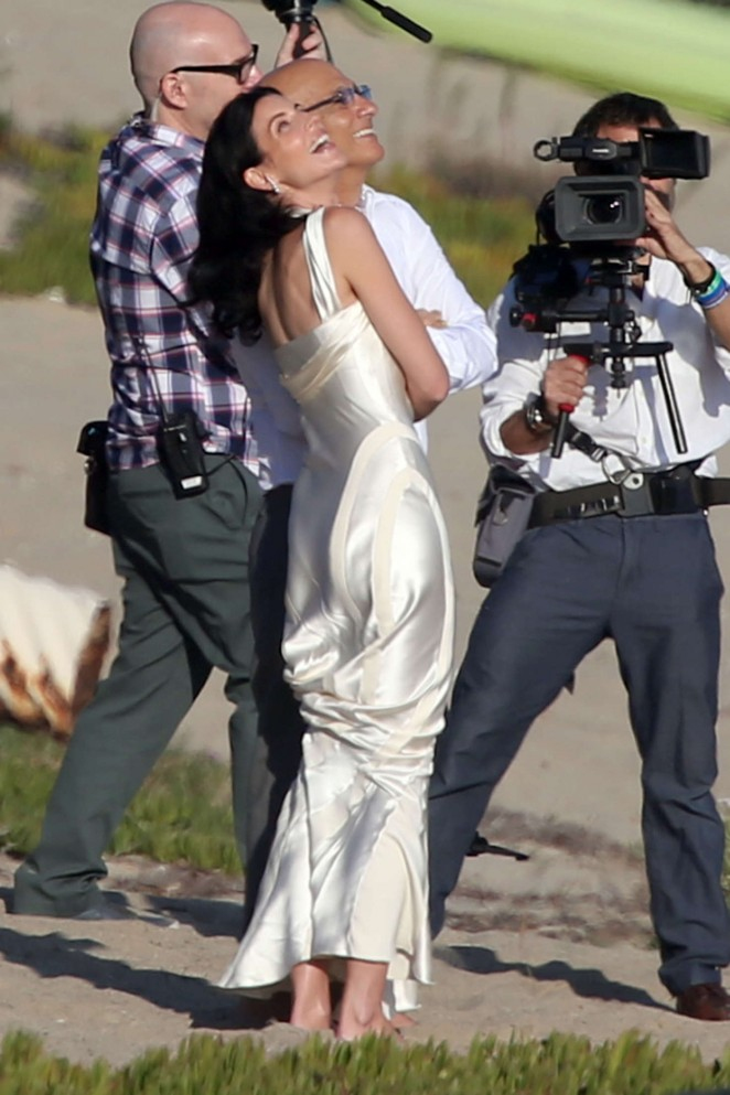 Liberty Ross at her wedding ceremony -03