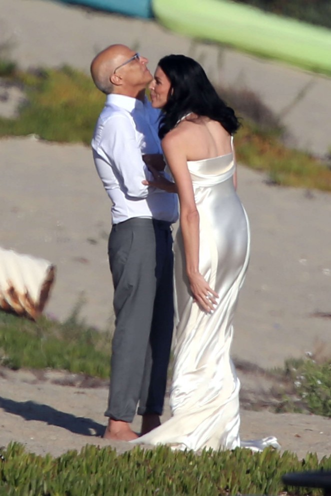 Liberty Ross at her wedding ceremony -35