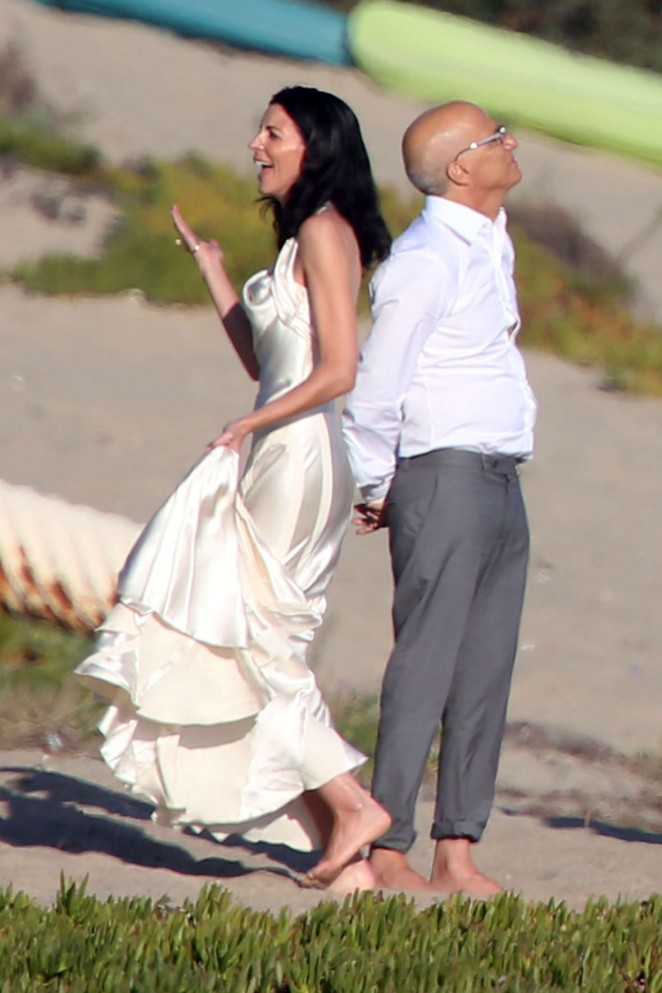 Liberty Ross at her wedding ceremony -41