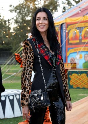 Liberty Ross - Moschino Show SS 2019 Menswear and Women's Resort Collection in LA